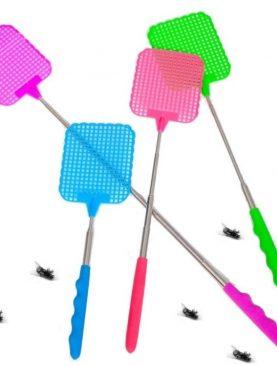 Paleta anti-insecte maner telescopic lungime maxima 70 cm