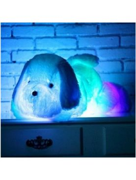 Catel de plus, LED multicolor, lumina ambientala, 50 cm