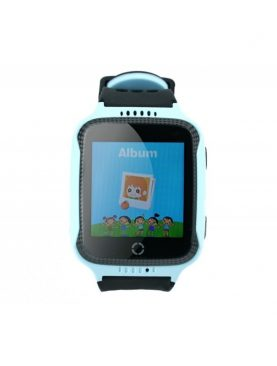 Ceas inteligent Xblitz Watch Me copii, GPS SIM, Android/iOS, camera