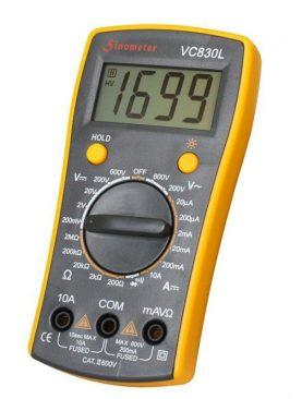 Multimetru digital, 6 functii, inregistrare valori masurate