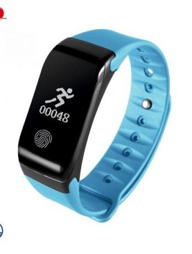 Bratara smart fitness, Bluetooth, 12 functii, IP67
