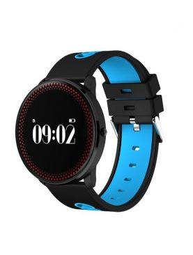 Bratara Inteligenta cu Bluetooth monitorizare cardiaca, calorii, pedometru, notificari